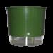 Vaso autoirrigável Raiz -cor Verde