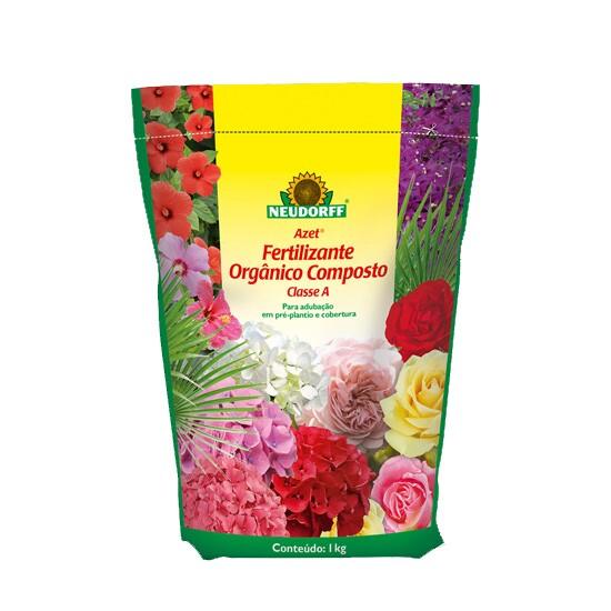 Fertilizante Azet Orgânico