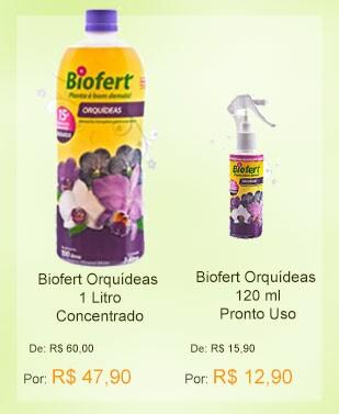Biofert Orquídea