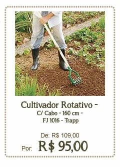 Cultivador Rotativo