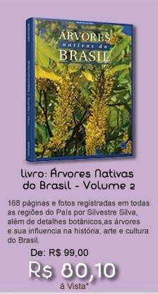 Livro Arvores nativas
